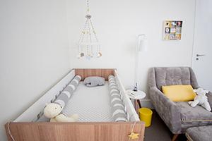 DOD – Quarto Bebê Apartamento Moema