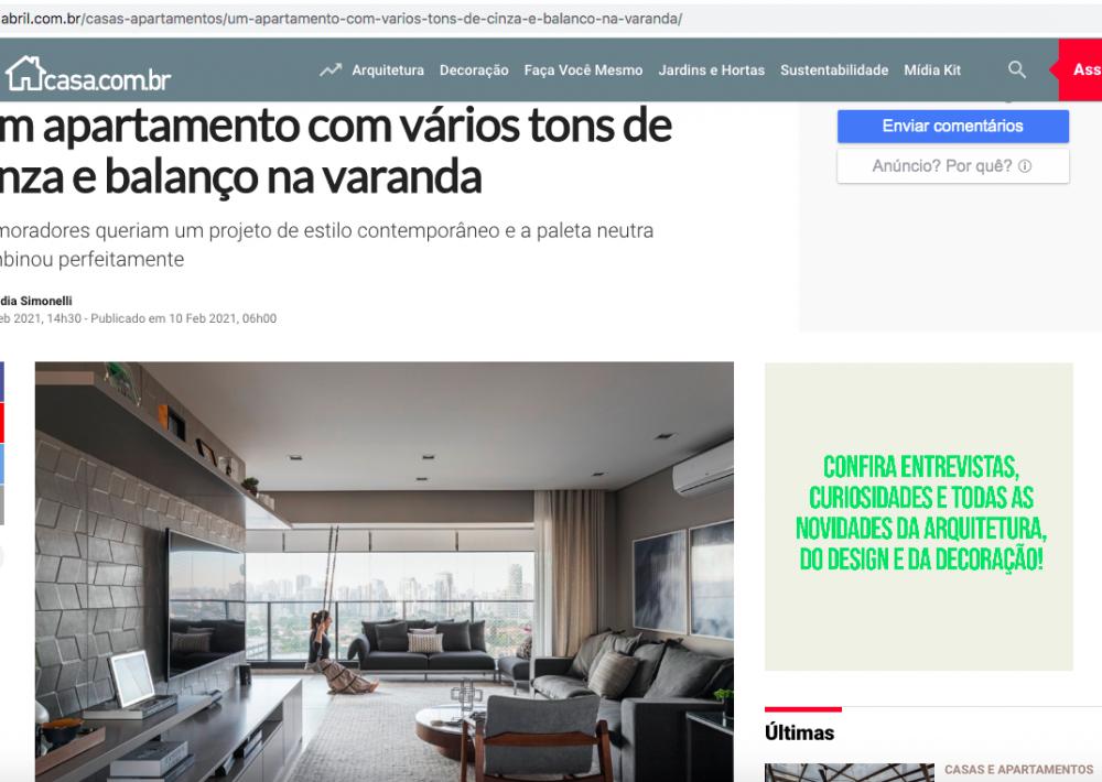 MATÉRIA CASA.COM – FEVEREIRO 2021